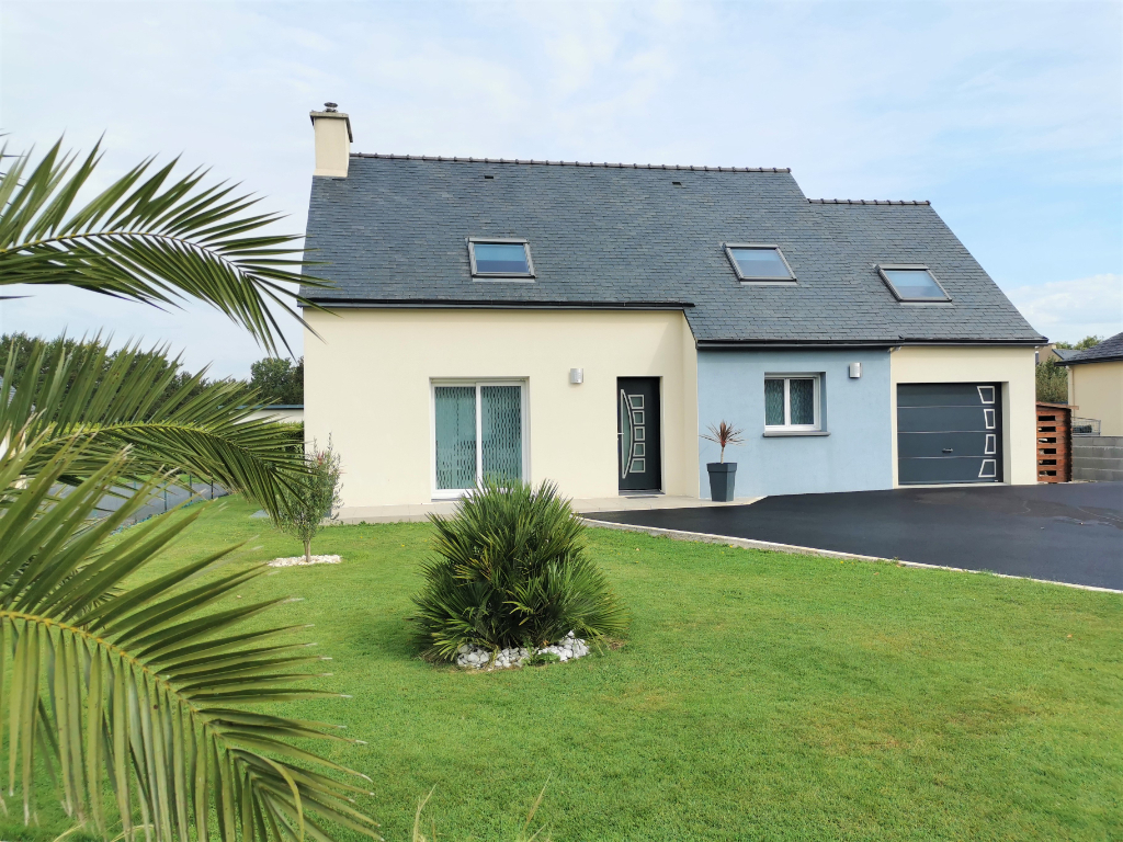 A VENDRE - Maison Plouigneau 7 pièce(s) 115 m2