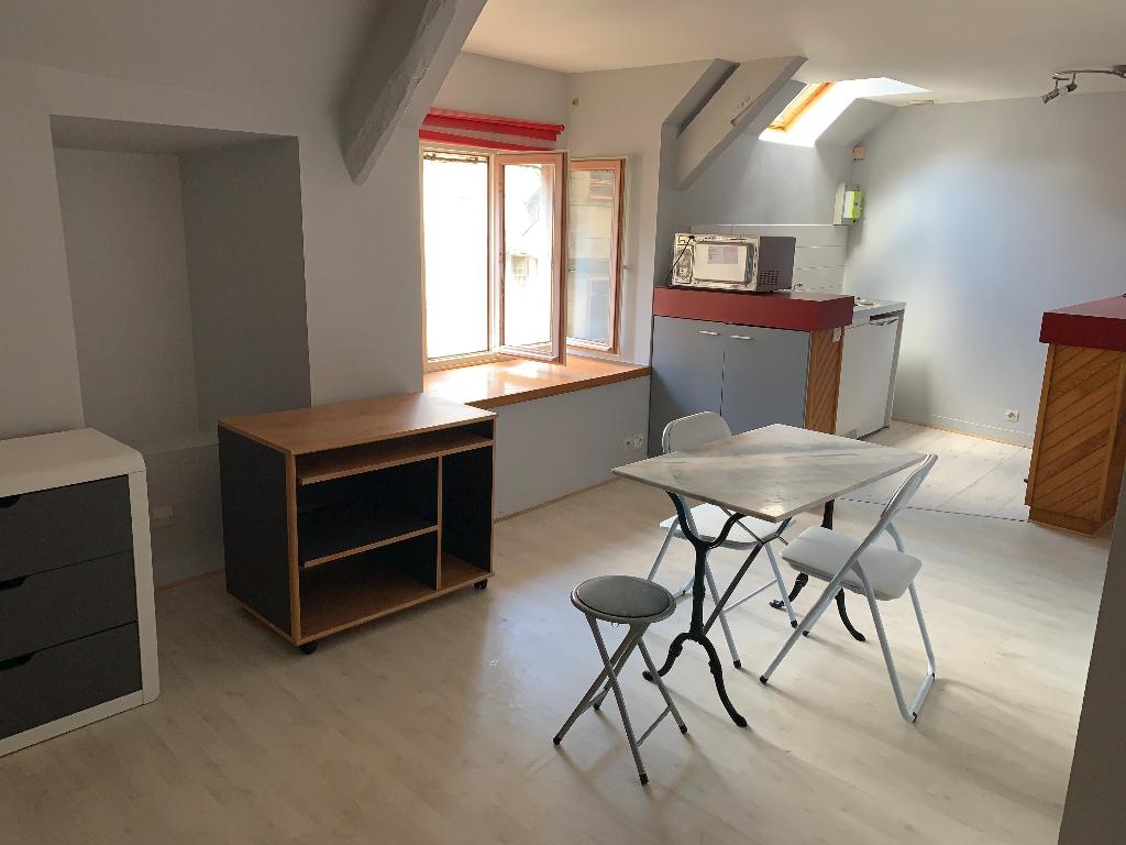 ALOUER - Appartement Morlaix 1 pièce(s) 28.77 m2