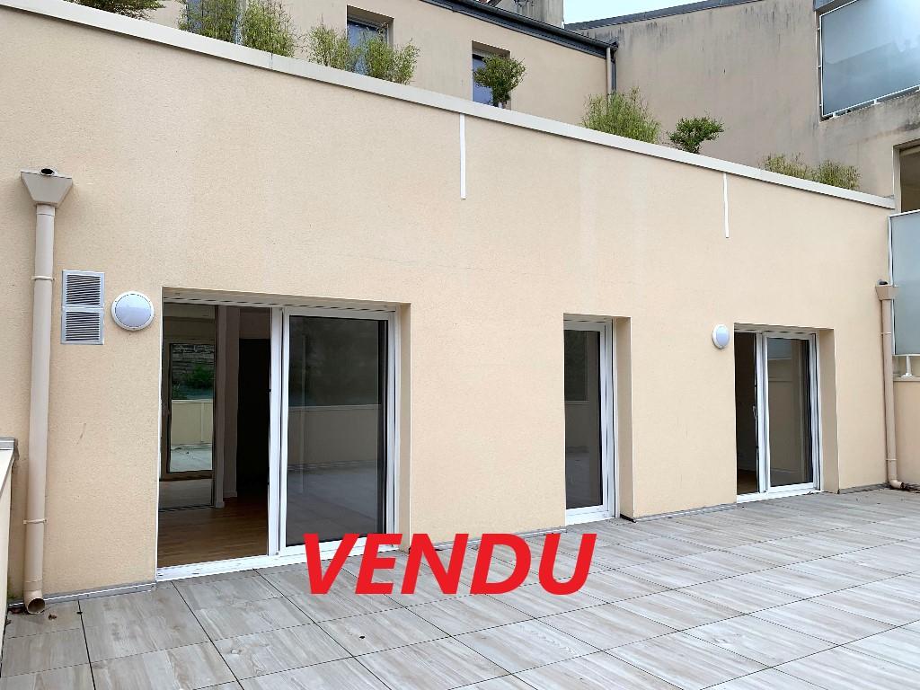 A VENDRE - Appartement Morlaix 3 pièce(s) 77 m2