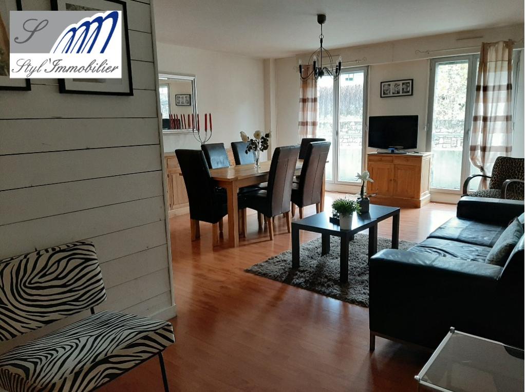 A VENDRE - Appartement de 70m2 à Morlaix