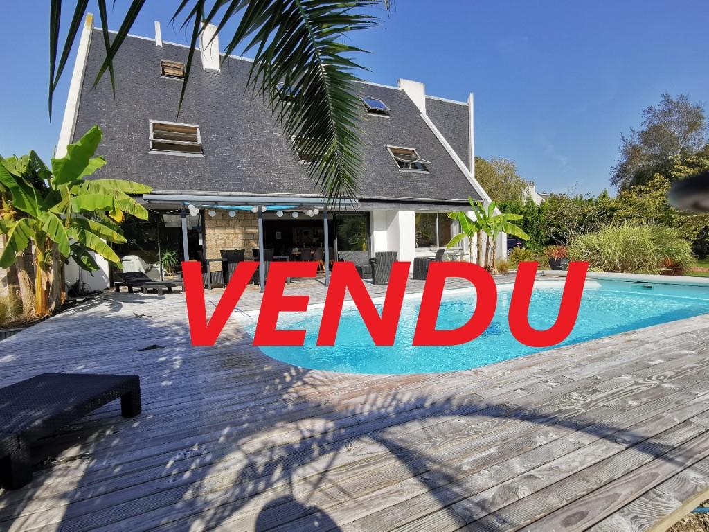 A VENDRE - Maison Plouigneau 9 pièce(s) 190 m2