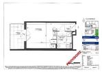 Dans le quartier Arsenal-Redon à Rennes à vendre studio de 26 m2 en rez-de-chaussée avec une terrasse exposée ouest