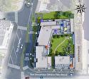 A 10 mn du centre ville de Rennes rue de Nantes à vendre beau T3 de 66 m2 au 1er étage avec un balcon