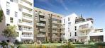 A 10 mn du centre ville de Rennes rue de Nantes à vendre T2 de 43 m2 au 7ème étage exposition sud-est