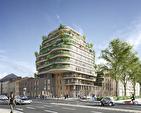 Dans une résidence sénior au coeur de la ville d'Angers à vendre appartement T2 de 42 m2 au 1er étage exposé sud avec un balcon