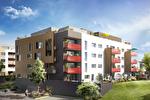 A vendre appartement T2 de 44 m2 en rez-de-chaussée avec une terrasse