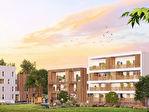 A 15 mn du centre ville de Chartres de Bretagne à vendre appartement T3 de 65 m2 en rez-de-chaussée avec une belle terrasse