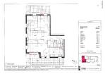 A proximité du bourg d'Orgères à vendre appartement T4 de 83 m2 en dernier étage au sud-ouest