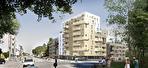 A 10 mn du centre ville de Rennes rue de Nantes à vendre grand studio de 36 m2 au 7ème étage avec un balcon