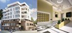 Dans le centre ville de Rennes rue de la Santé à vendre studio de 22 m2 avec un balcon