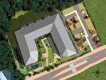 A vendre appartement T3 de 58 m2 exposé sud-ouest dans une résidence séniors