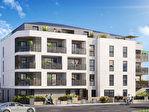 Dans le quartier de St Servan à Saint Malo à vendre appartement T2 de 39 m2 avec un balcon