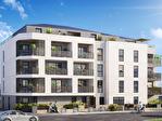 Dans le quartier de St Servan à Saint Malo à vendre bel appartement T3 au 1er étage de 62 m2 avec un balcon