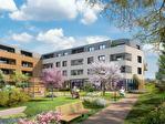 A vendre appartement T2 de 41 m2  en rez-de-chaussée avec une loggia dans une résidence séniors