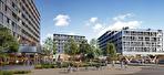 Dans le quartier du Landry à Rennes à vendre appartement T2 de 43 m2 avec un balcon