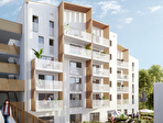 Dans le quartier de Villejean à proximité d'un pôle universitaire à vendre grand T3 de 72 m2 au 2ème étage exposé sud