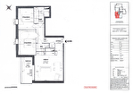 Dans le quartier de St Servan à Saint Malo à vendre bel appartement T3 de 61 m2 avec un balcon exposé sud-ouest